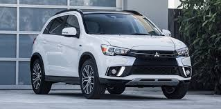mitsubishi triton 2018 mitsubishi asx update revealed in the usa