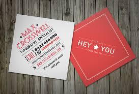 40 mini square business cards design design graphic design