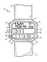 gothic mansion floor plans patent us6734790 security alarm wrist watch google patents