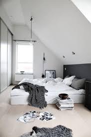 parquet blanc chambre deco chambre a coucher blanche
