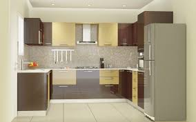 In Design Kitchens Modular Kitchen Designs 4 Ways To Go Glossy Homelane