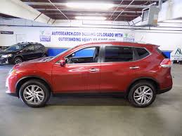 nissan finance total loss 2014 used nissan rogue rogue sl awd at automotive search inc