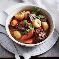Stew Ideas Classic Slow Cooker Beef Stew Recipe Myrecipes