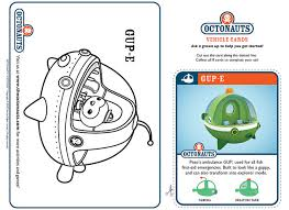 gup octonauts party birthdays themed birthday parties