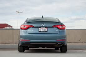 2015 hyundai sonata hard rear photo 93472562 automotive com