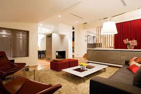 interior of a home decoration ideas appealing living room interior with black fabric