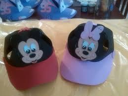 como hacer gorras de fomix del cars gorras foami cars minions mickey kity henry pony chavo bs