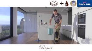 how to clean a wood floor parquet hardwood daily