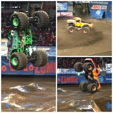 monster truck jam vancouver monster jam triple threat series review chasing supermom