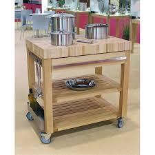billot cuisine bois cookmobil billot en bois debout 8 cm de 40 à 90 cm cristel