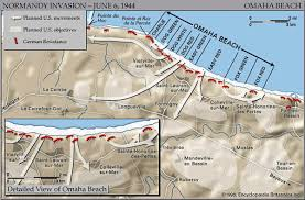 D Day Map Fred U0027s Blog D Day A Different Perspective