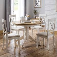 round country dining table country dining room sets isabelle round dining set with 4 chairs