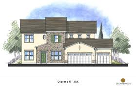 cypress dream finders homes