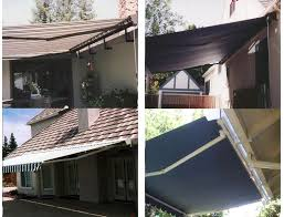 Pyramid Awnings Retractable Solair Lateral Arm Js Canvas Awnings Of Sacramento