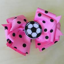 cool hair bows 27 best soccer gear images on soccer gear hair bows