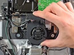 imac hdd fan control imac intel 21 5 emc 2389 hard drive fan replacement ifixit