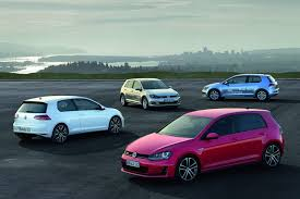 volkswagen golf gti 2013 2015 vw golf hatchback and 2015 vw golf gti debuts at 2013 new