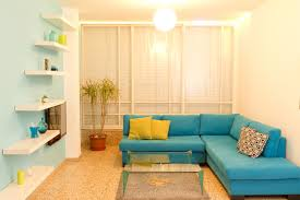 Yellow Accent Wall 45 Colorful Living Rooms Interiorcharm
