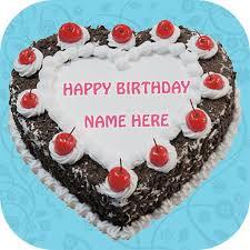 amazon com name on cake write name on happy birthday cake