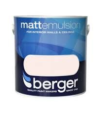 berger matt emulsion 2 5 litre