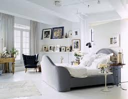 breathtaking monochromatic bedroom design with dark brown wooden