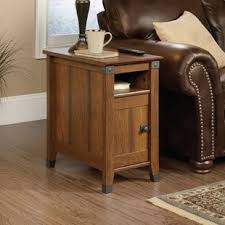 Rustic End Tables Rustic End Side Tables You Ll Wayfair
