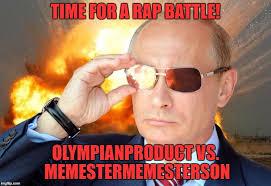 Rap Battle Meme - the rap battle will be on this meme at 9 pm est meme virals