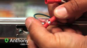 door heater wire removal u0026 replacement youtube