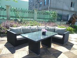 Patio Table L L Shaped Patio Furniture Dynamicpeople Club
