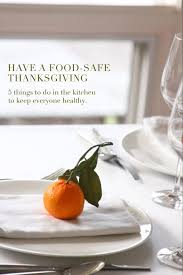 how to a food safe thanksgiving 5 common kitchen mistakes