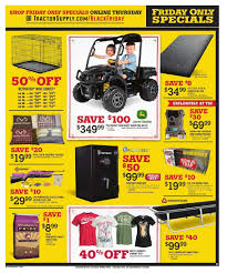 tractor supply black friday 2017 ad