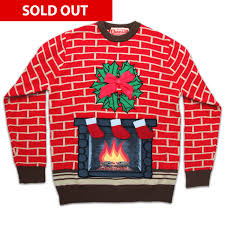 light up xmas pictures flashing fireplace light up christmas jumper unisex cheesy