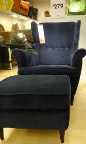 Blue Velvet Accent Chair Sophisticated Living Room Blue Comfort Area Rug Geometric