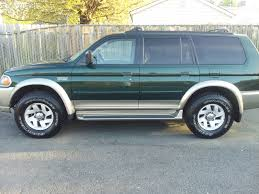 mitsubishi montero sport pictures posters news and videos on