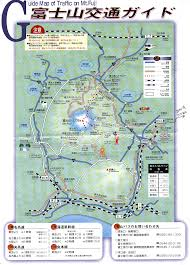 Map Of Montana Highways by Mt Fuji Area Facts And Details