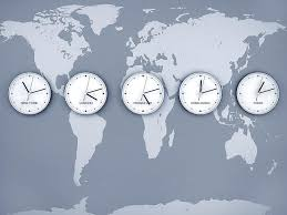 Pacific Time Zone Map Which States Are In Two Time Zones
