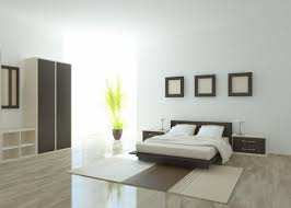Modern Apartment Interior Flexible Space Plan And Simple Design - Simple and modern interior design