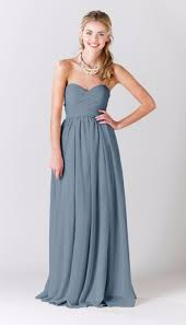 slate blue bridesmaid dresses kennedy blue bridesmaid dress