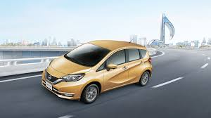 kereta nissan note new note compact hatchback nissan
