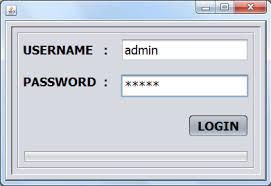 kumpulan tutorial java netbeans login dengan jprogressbar java netbeans kumpulan tutorial
