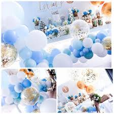 best 25 blue balloons ideas on pinterest cute baby shower ideas