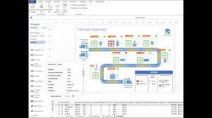 create professional diagrams visio top features