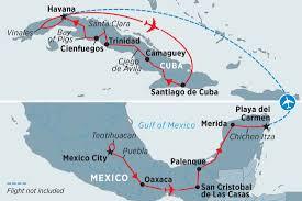 Teotihuacan Map Cuba Tours U0026 Trips 2017 2018 Contiki Trafalgar Intrepid
