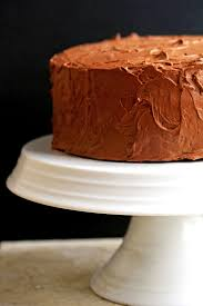 yellow cake recipe with chocolate frosting grandbaby cakes