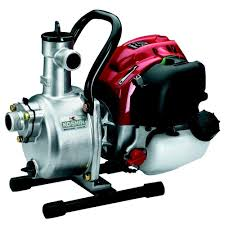 Water Pump Home Depot Koshin 1 In 1 Hp Centrifugal Pump With Honda Engine Seh 25l The