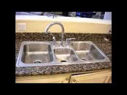 Custom Stainless Steel Sinks YouTube - Nirali kitchen sinks