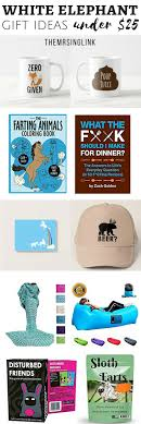 15 hilarious ideas for your white elephant