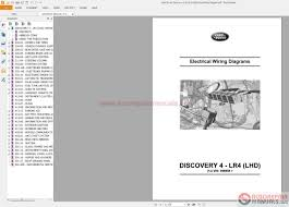 land rover discovery 4 2012 lr4 electrical wiring diagram auto
