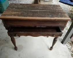 Antique Small Desk Antique Writing Desk Etsy