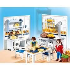 playmobile cuisine playmobil 5317 famille et cuisine traditionnelle achat et vente